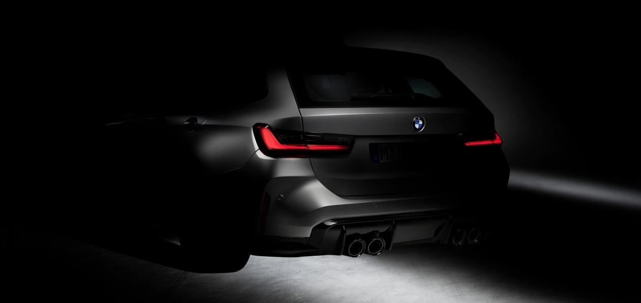 BMW приступает к испытаниям универсала M3