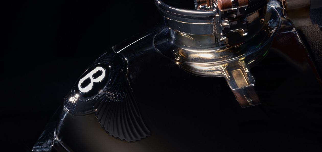 Bentley воссоздаст довоенный суперкар