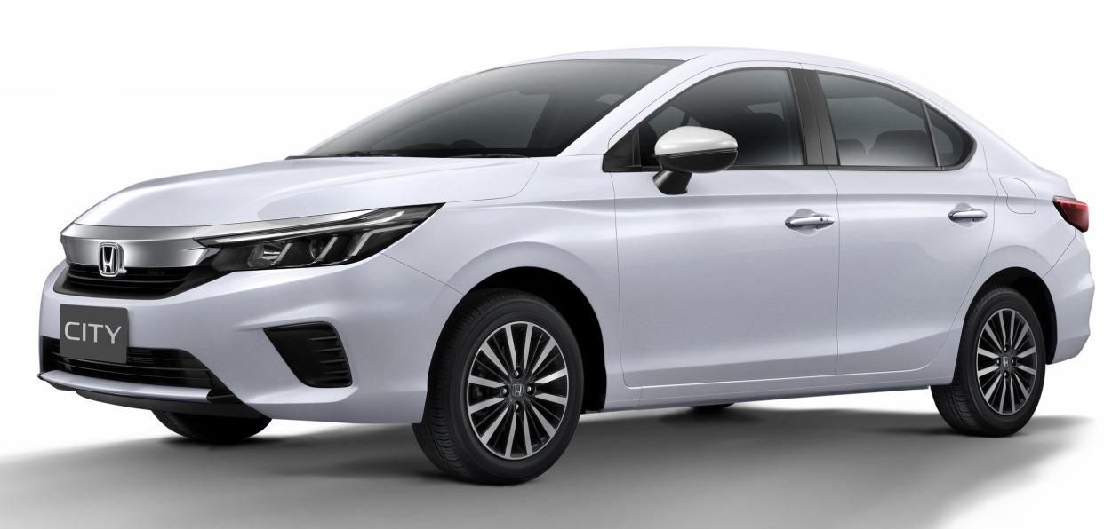 Honda может представить в России бюджетный седан