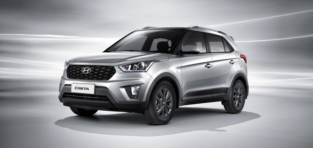 Hyundai продал в России четверть миллиона кроссоверов Creta