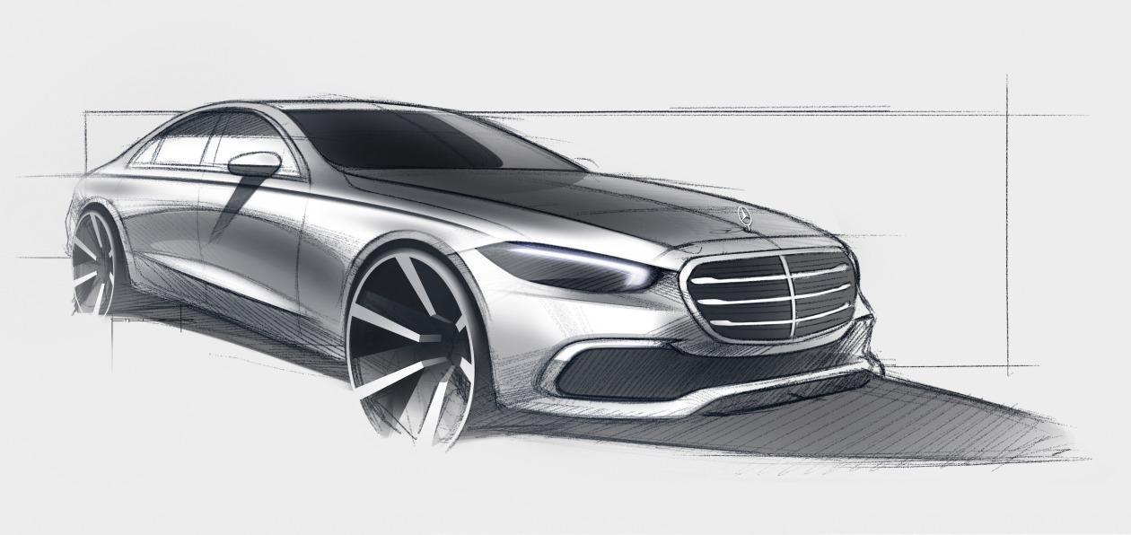 Mercedes назвал дату премьеры нового S-Class