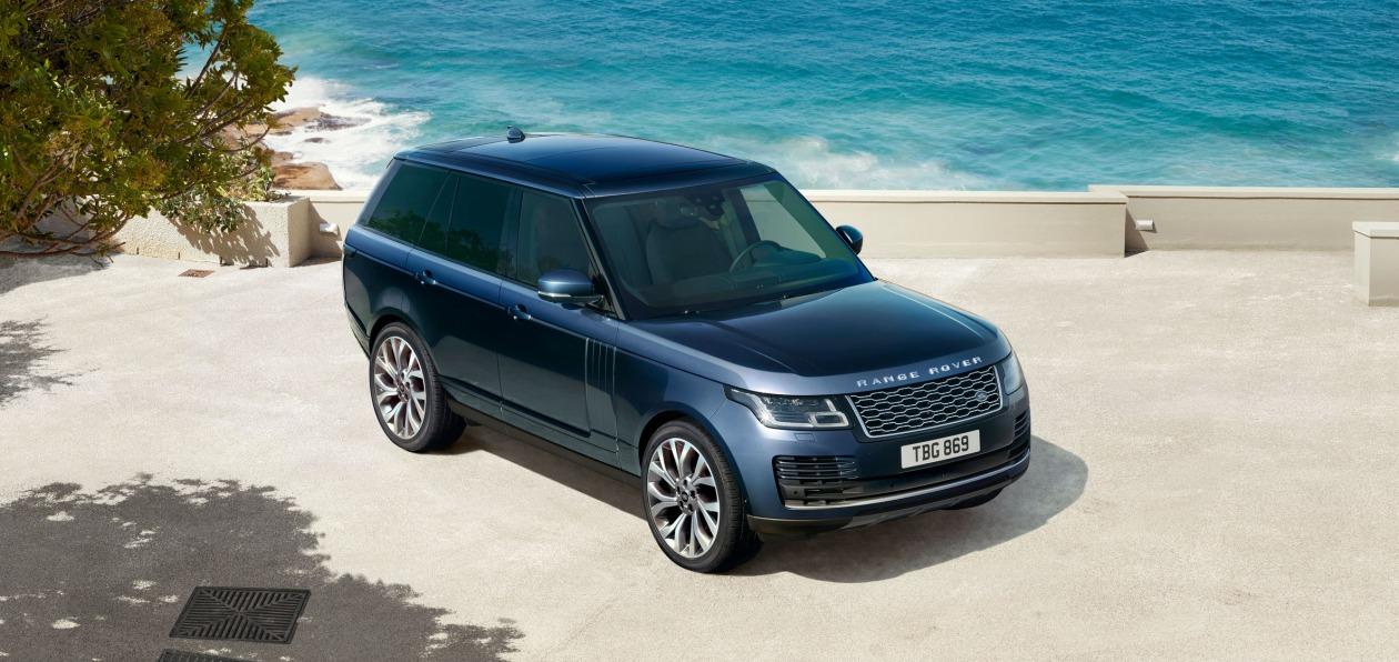 Спецверсии обновленных Range Rover и Range Rover Sport доступны для заказа в России