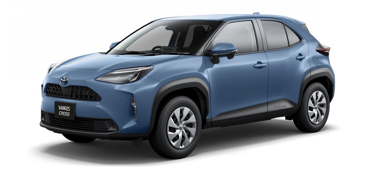 Кроссовер Toyota Yaris Cross стал доступен для заказа