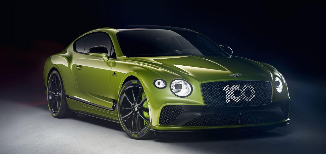 Bentley Mulliner начинает производство Pikes Peak Continental GT