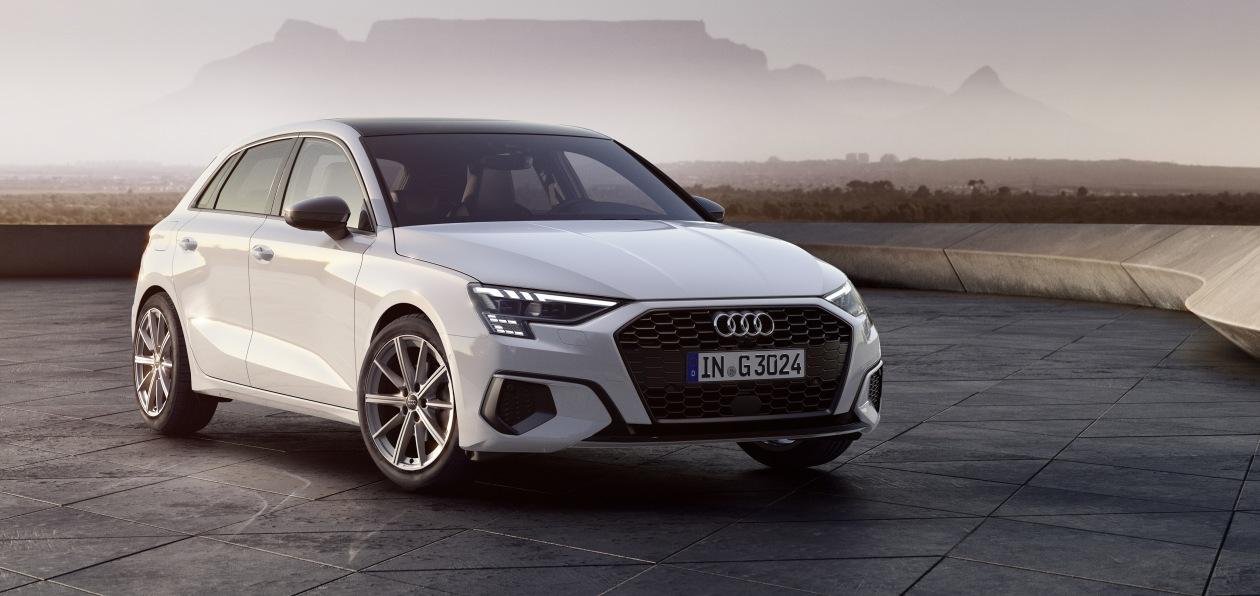 Новый Audi A3 Sportback получил газовую версию