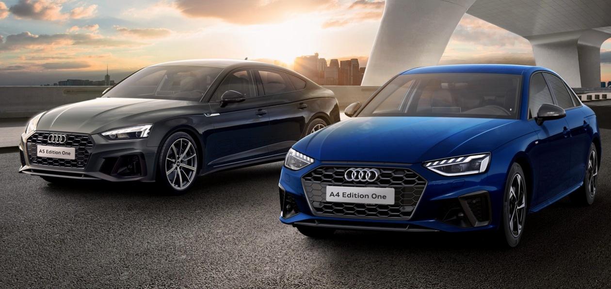 Две модели Audi стали доступны в России в новой спецверсии