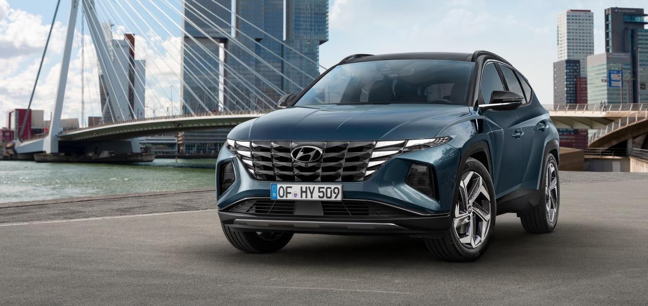 Hyundai полностью «рассекретил» новый Tucson
