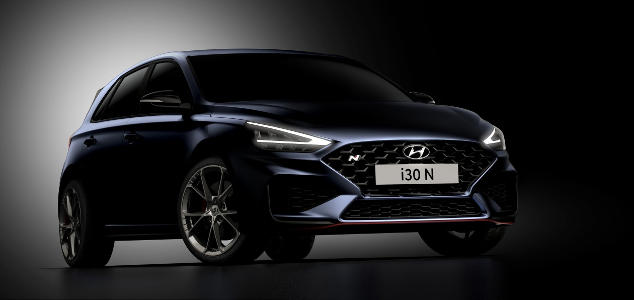 Hyundai обновит хот-хэтч i30 N