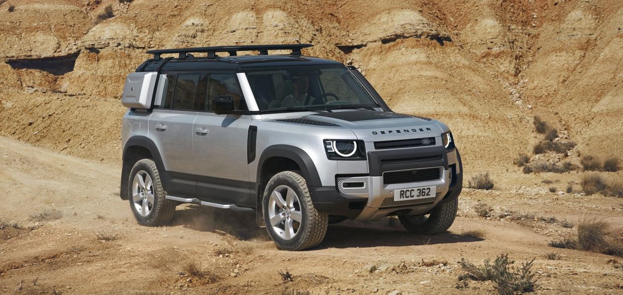 Новый Land Rover Defender оценен в рублях