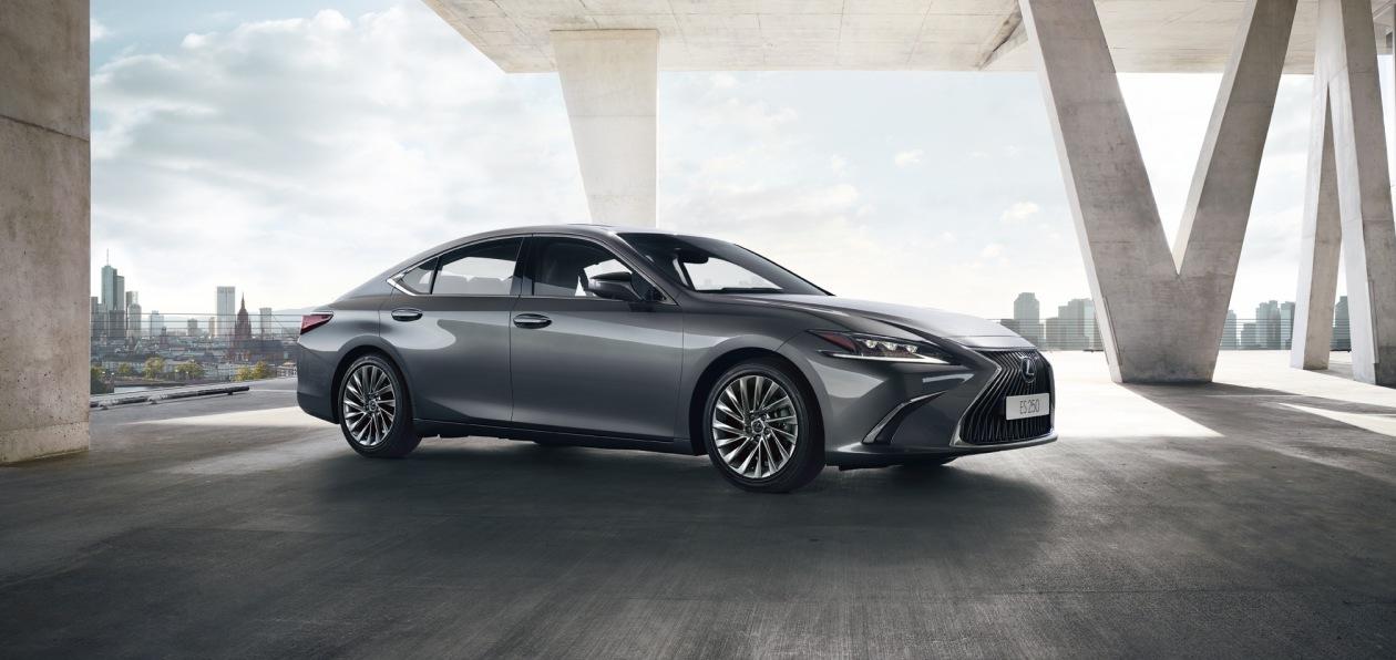 Lexus ES 250 стал доступен в новой спецверсии
