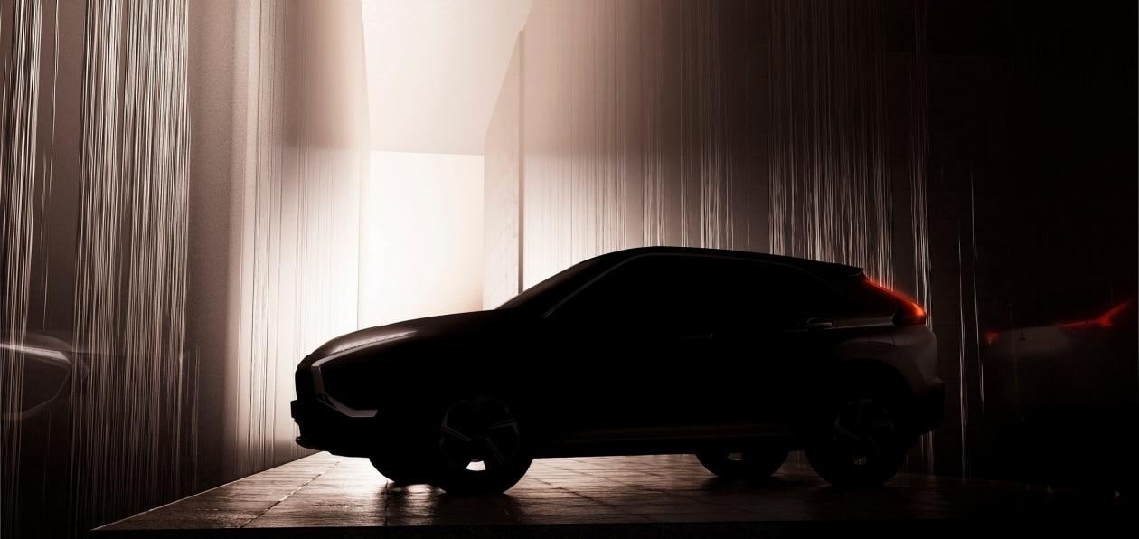 Mitsubishi готовит к премьере обновленный Eclipse Cross