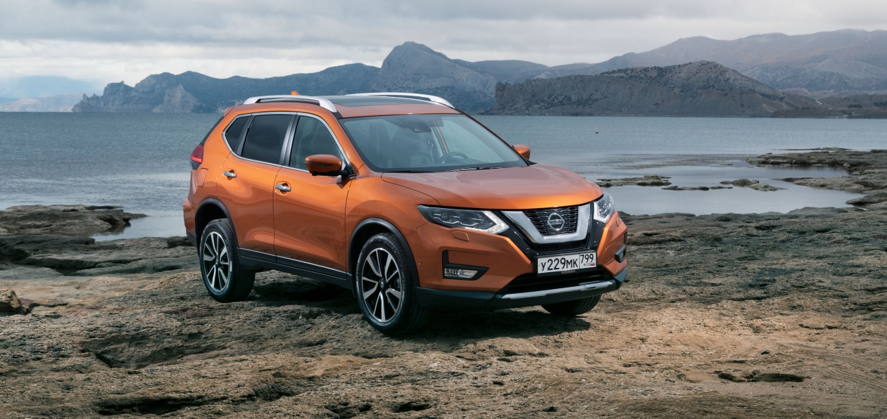 Nissan X-Trail 2020 получил новые опции и улучшенную отделку салона