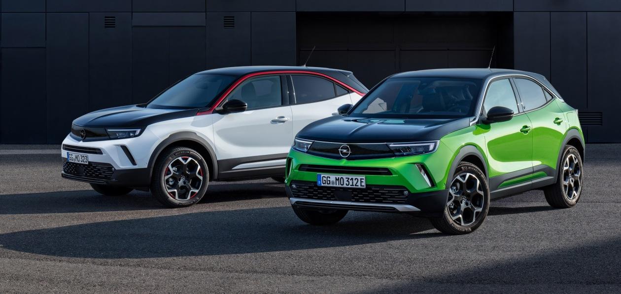 Новый Opel Mokka оценен в евро