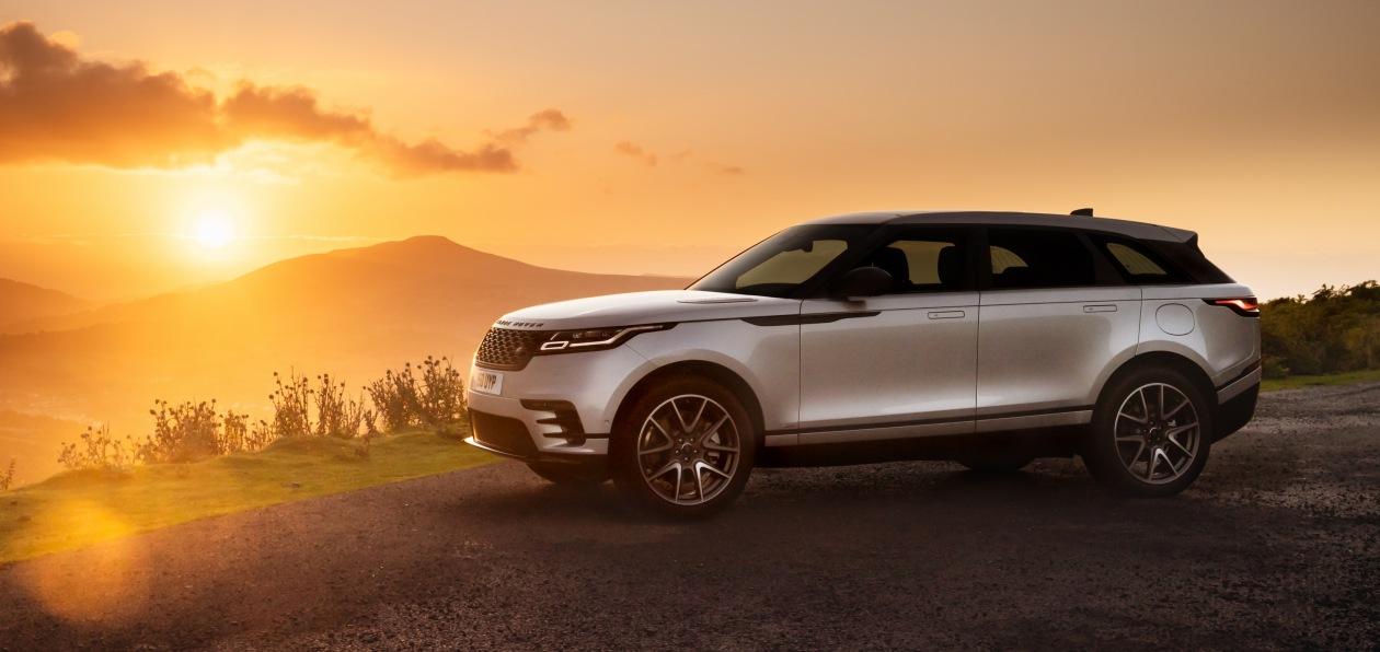 Range Rover Velar получил новые двигатели и функции