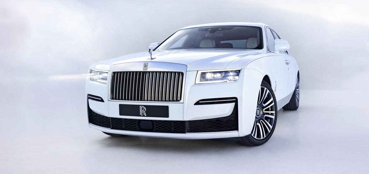 Rolls-Royce показал новый Ghost