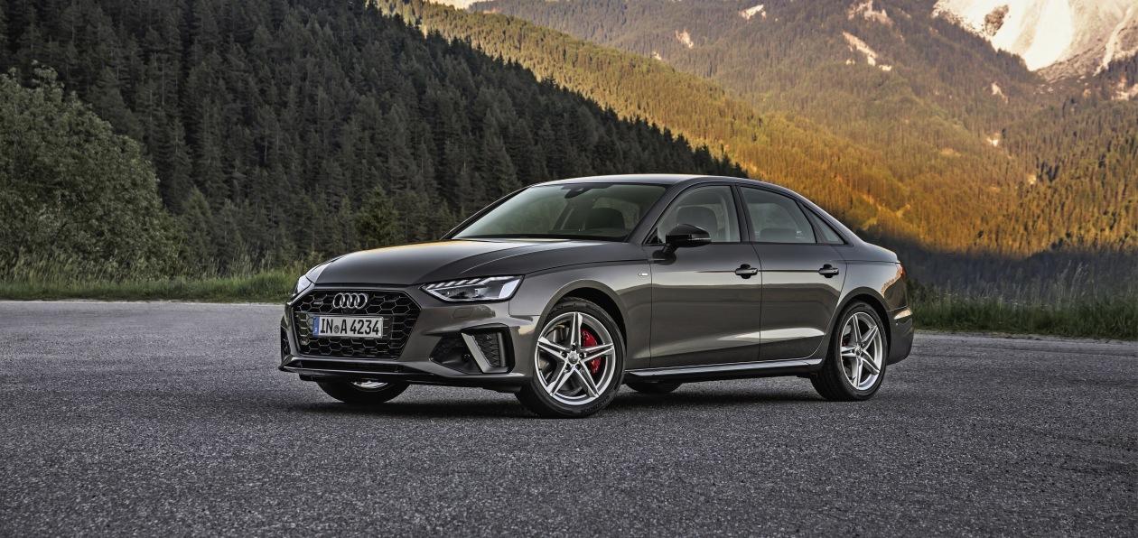 Обновленные Audi A4 и A5 стали доступны для заказа в России
