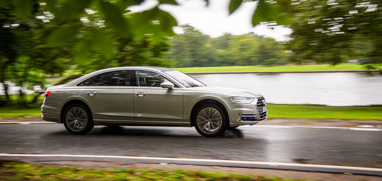 Две недели в роли владельца Audi A8 L Exclusive: каково это — ездить на машине за 13 миллионов