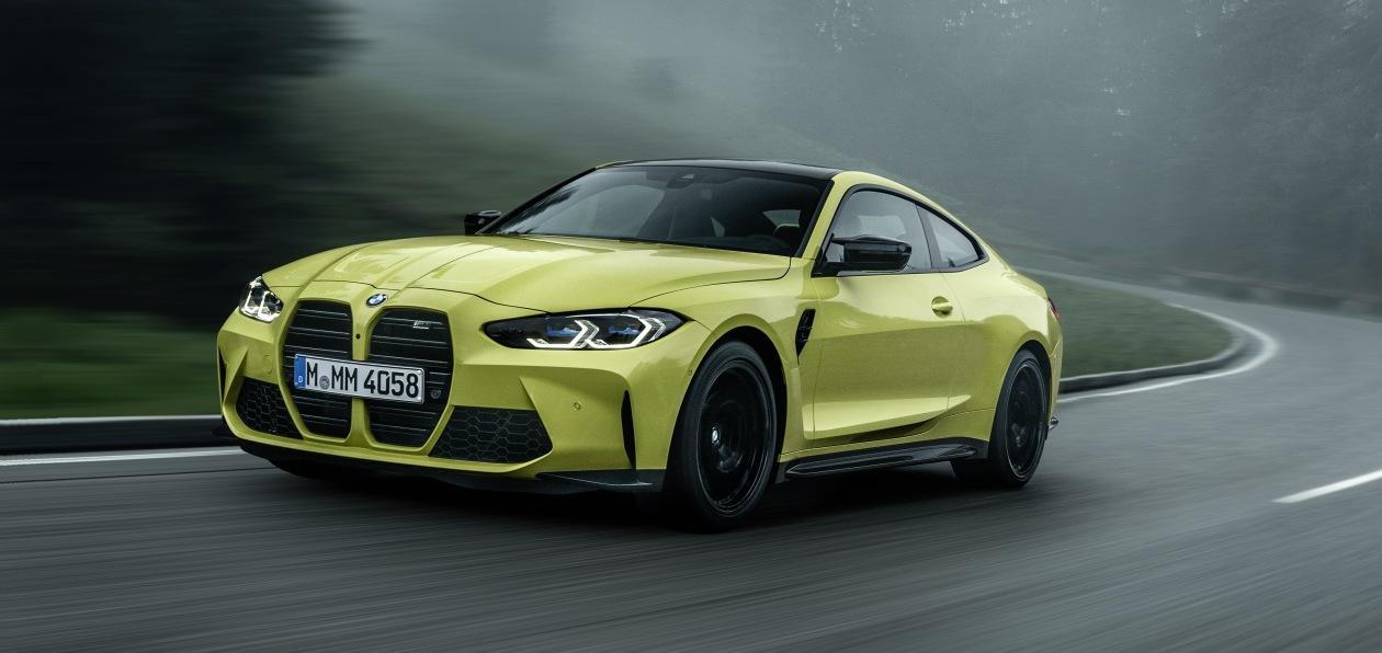 BMW M4 Competition станет доступен в новой спецверсии
