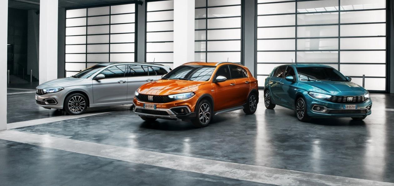 Fiat обновил семейство Tipo