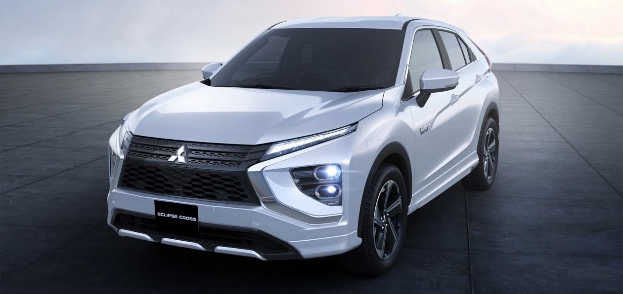 Обновленный Mitsubishi Eclipse Cross «доедет» до России в 2021 году