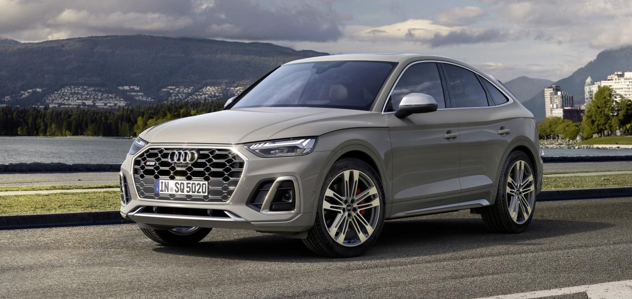 Audi представила новый SQ5 Sportback