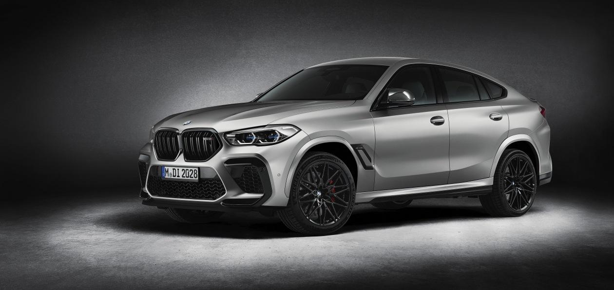 В BMW оценили в рублях новые X5 M Competition и X6 M Competition в версии First Edition