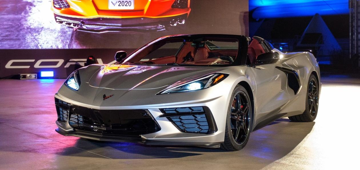«Открытый» Chevrolet Corvette получит складную крышу Webasto
