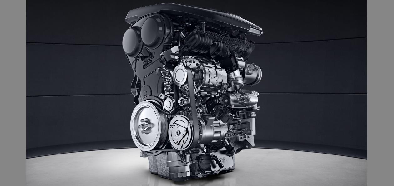 Geely показал двигатель для нового Tugella