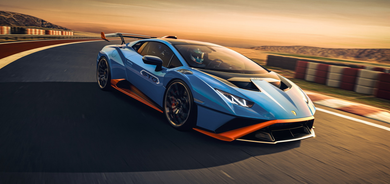 Lamborghini представила трековый Huracan