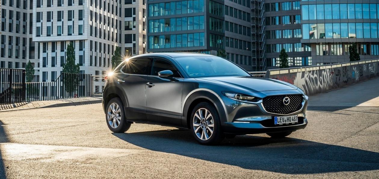 В Россию едет новая Mazda CX-30