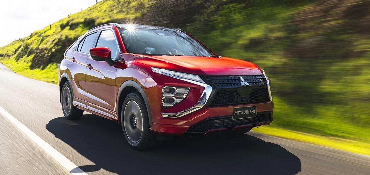 Объявлены технические характеристики обновленного Mitsubishi Eclipse Cross