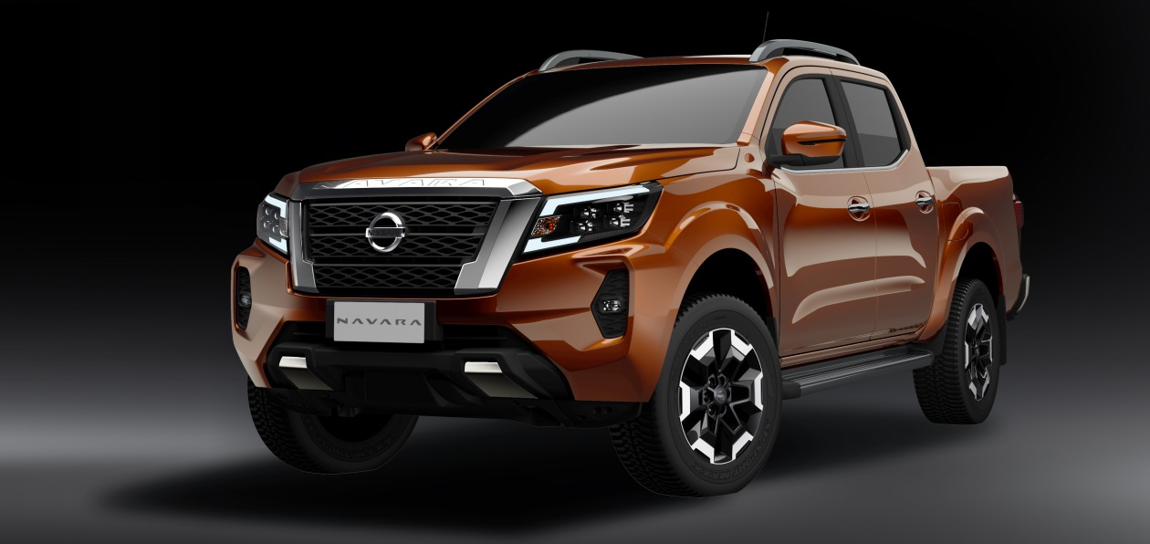 Nissan обновил пикап Navara