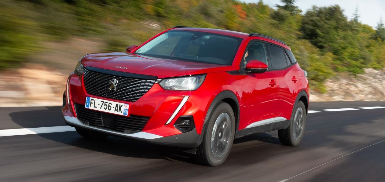 Peugeot объявила цены на новый 2008 в России