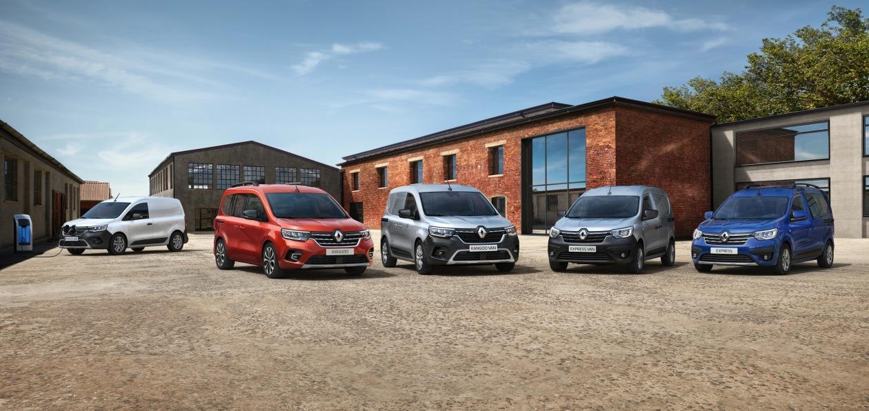 Renault «рассекретил» преемника Dokker и новый Kangoo