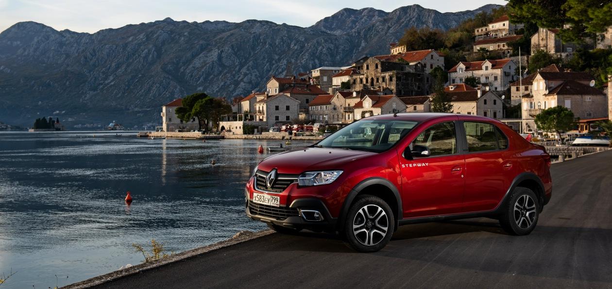 Renault продал в России 750-тысячный Logan