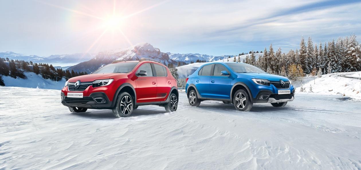 Renault обновила «российские» Logan и Sandero