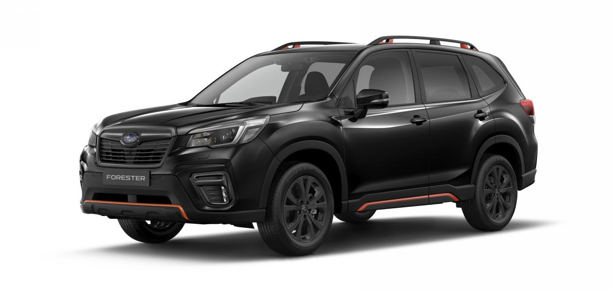 Subaru представил новый Forester Sport в России
