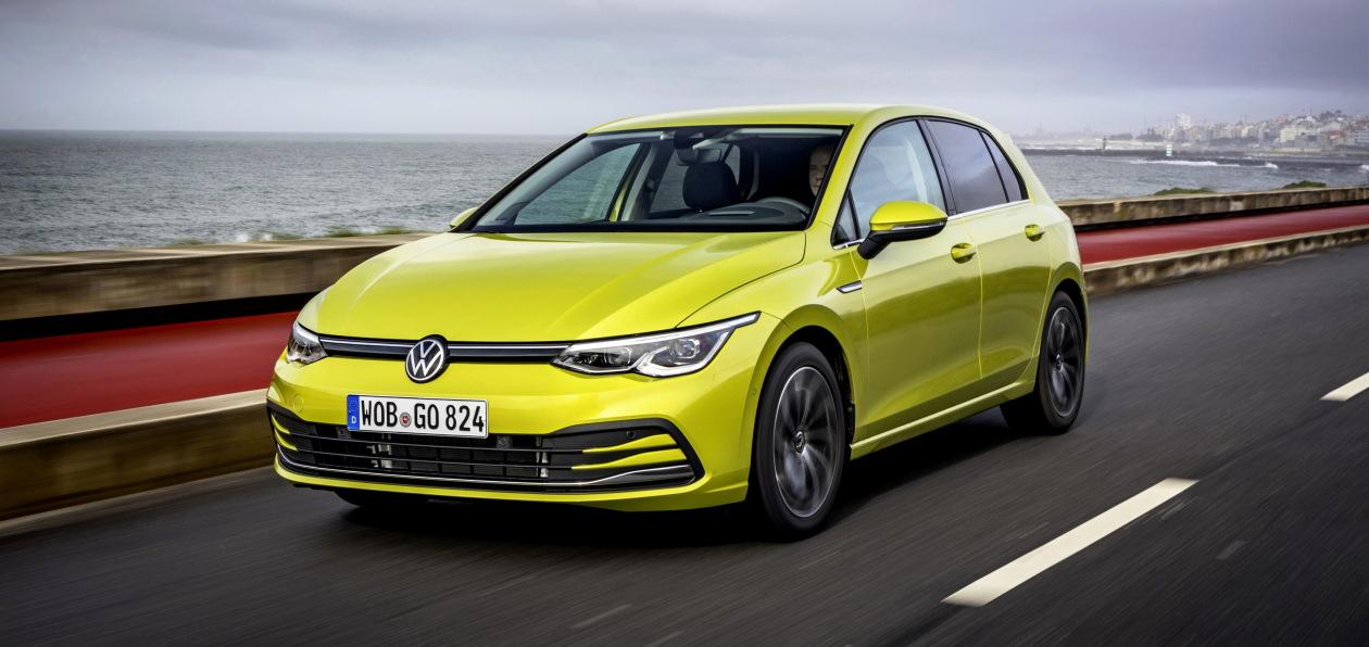 Volkswagen «привезет» в Россию новые Golf и Golf GTI