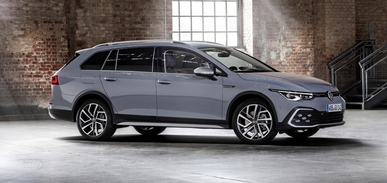 Volkswagen начал принимать заказы на новый Golf Alltrack