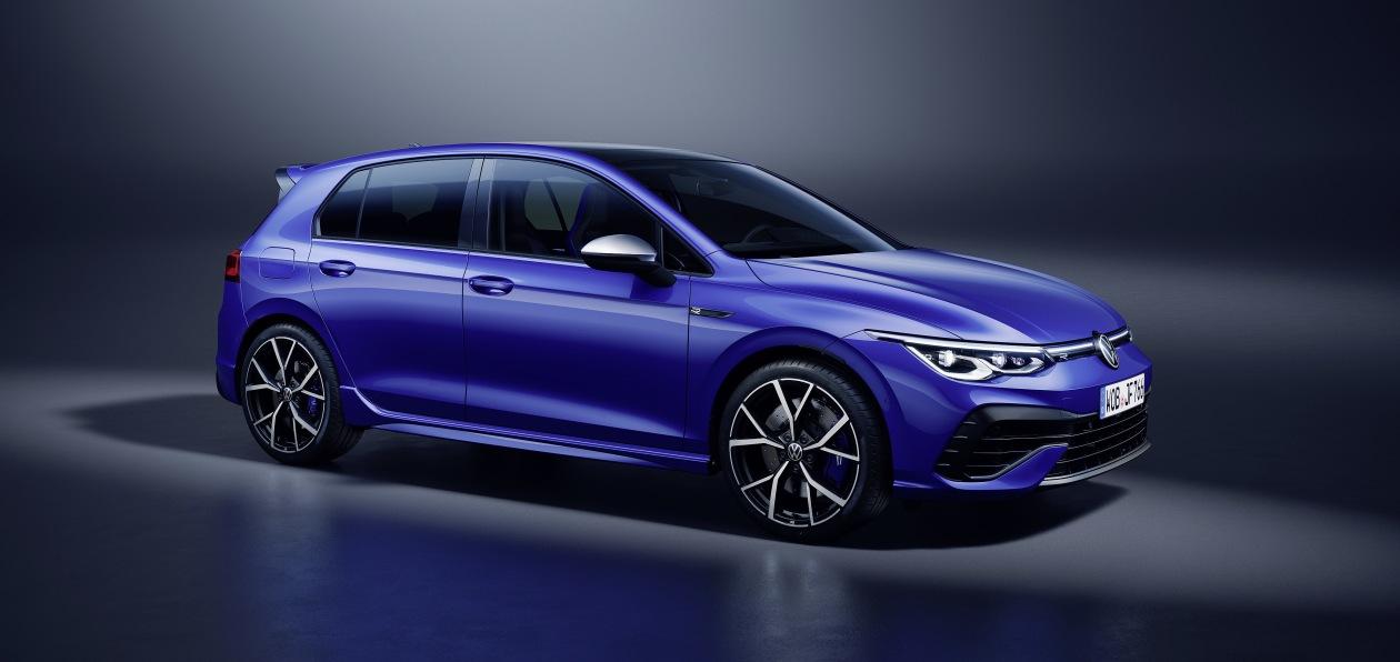 Volkswagen показал новый Golf R