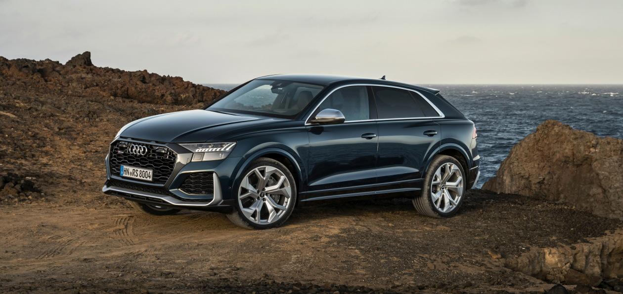 Три модели Audi семейства RS доступны для заказа в России