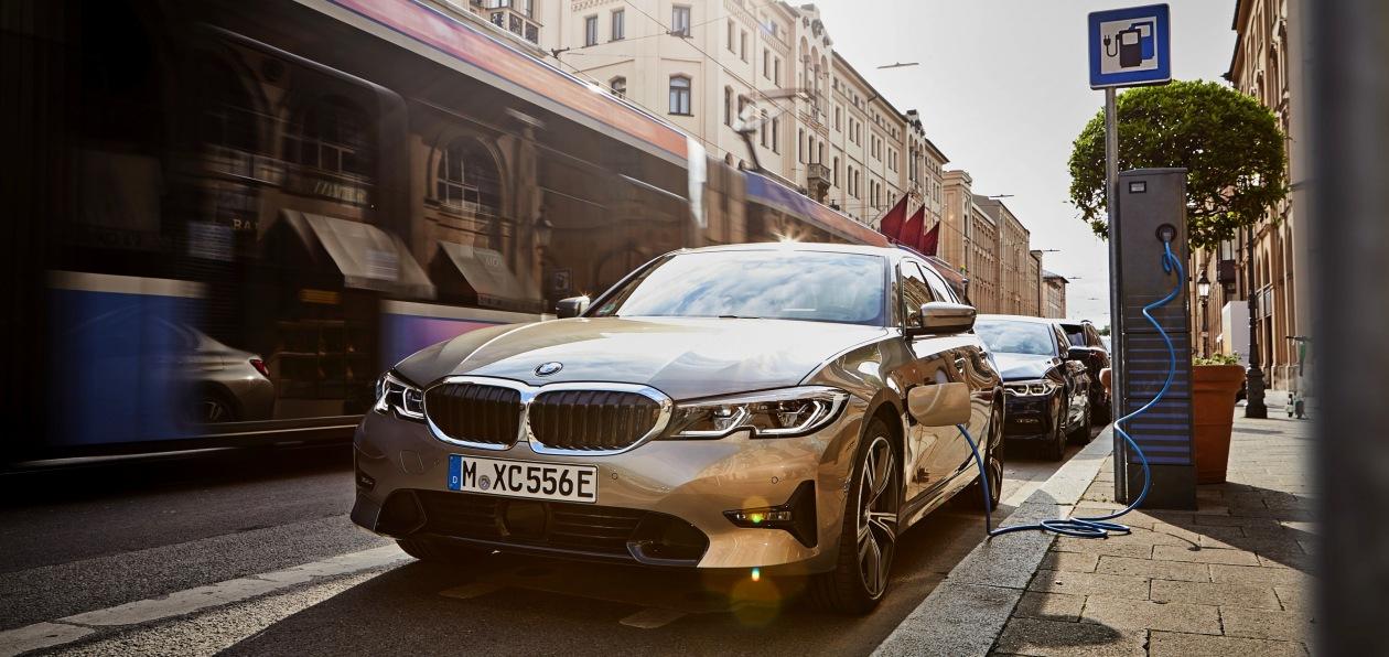 К 2023 году 20% автомобилей, выпускаемых BMW, будут электрическими