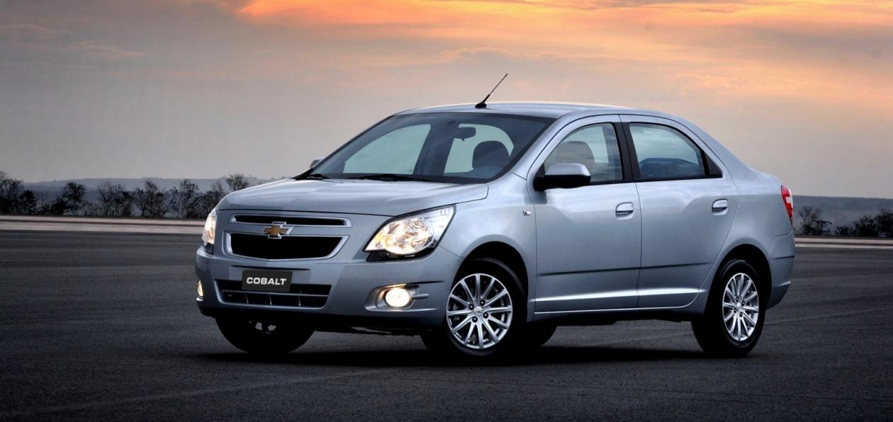 В России продана первая тысяча массовых моделей Chevrolet