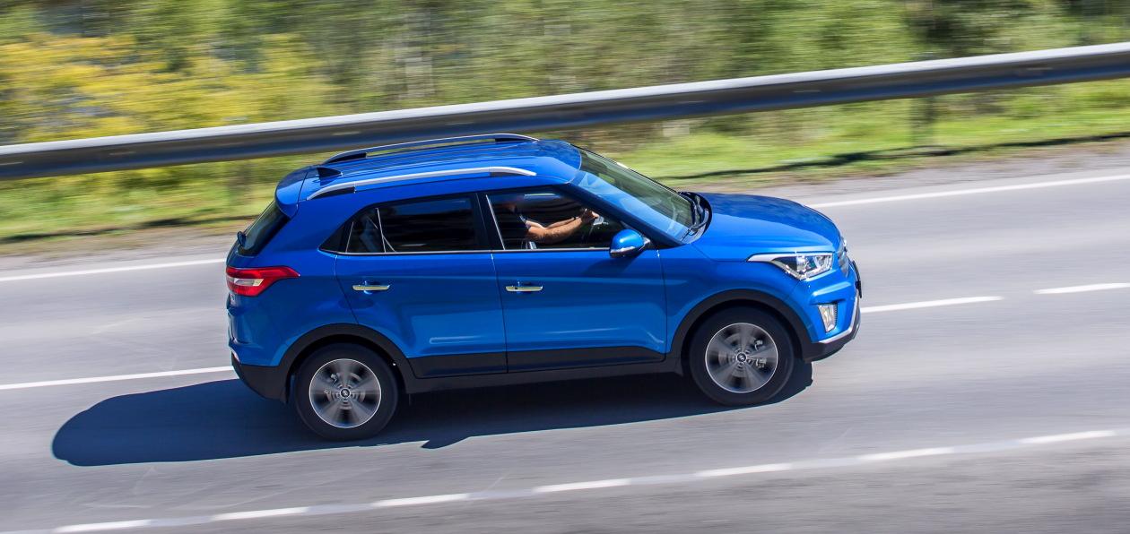 В Hyundai назвали сроки российской премьеры новой Creta