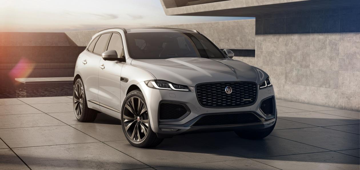 Jaguar «оценил» в рублях обновленный F-Pace