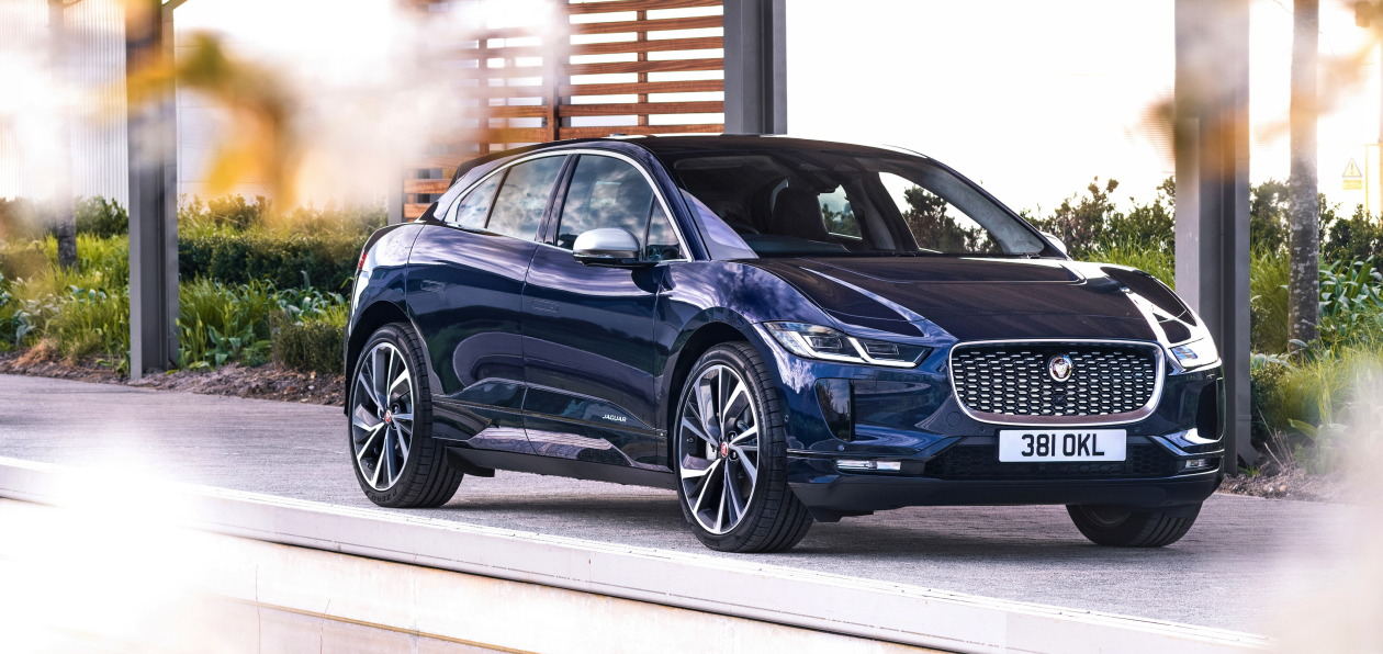 Обновленный Jaguar I-Pace получил российский ценник