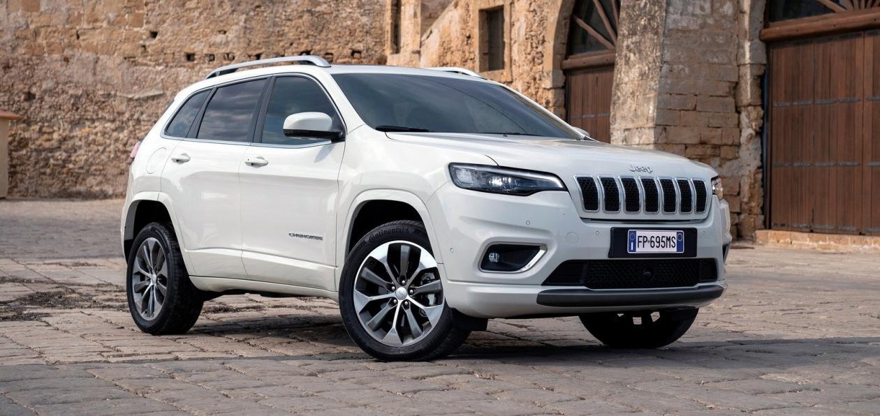 Jeep Cherokee «уехал» из России