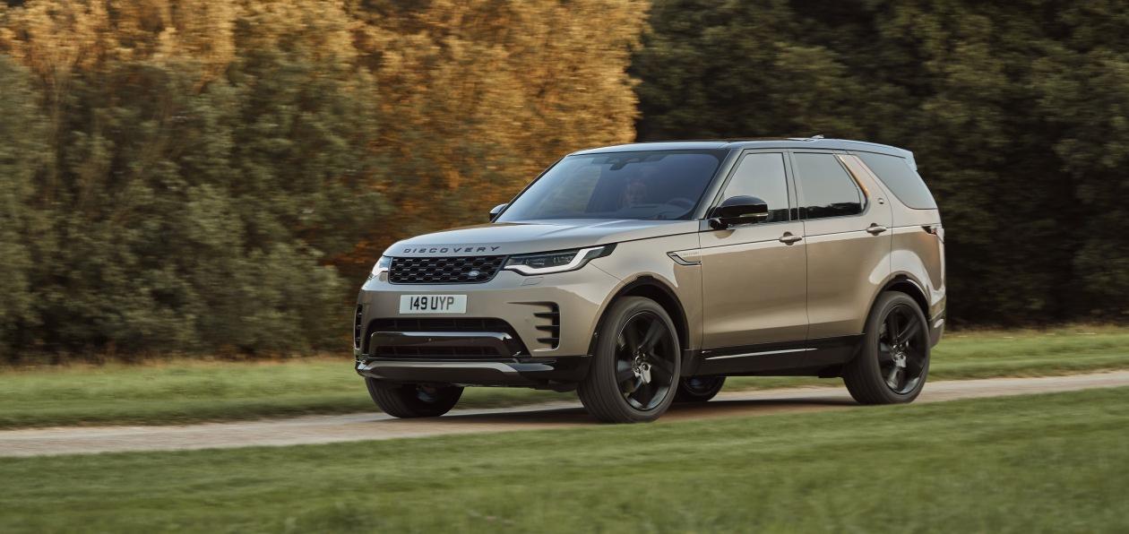 Land Rover Discovery 2021 модельного года получил российский ценник