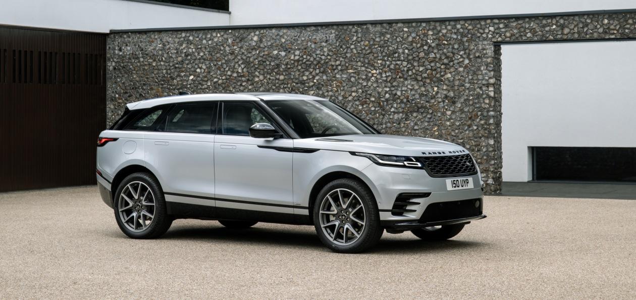 Обновленный Range Rover Velar доступен для заказа в России