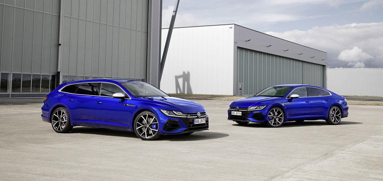 Volkswagen начал принимать заказы на самые мощные версии Arteon